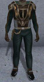 Heavy Cinnagar war suit