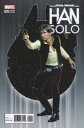 Star Wars Han Solo 5 Movie