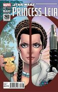 Star Wars Princess Leia Vol 1 1 Amanda Conner Variant