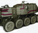 Juggernaut A5 (Heavy Assault Vehicle)