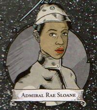 Admiral Sloane-SWGA