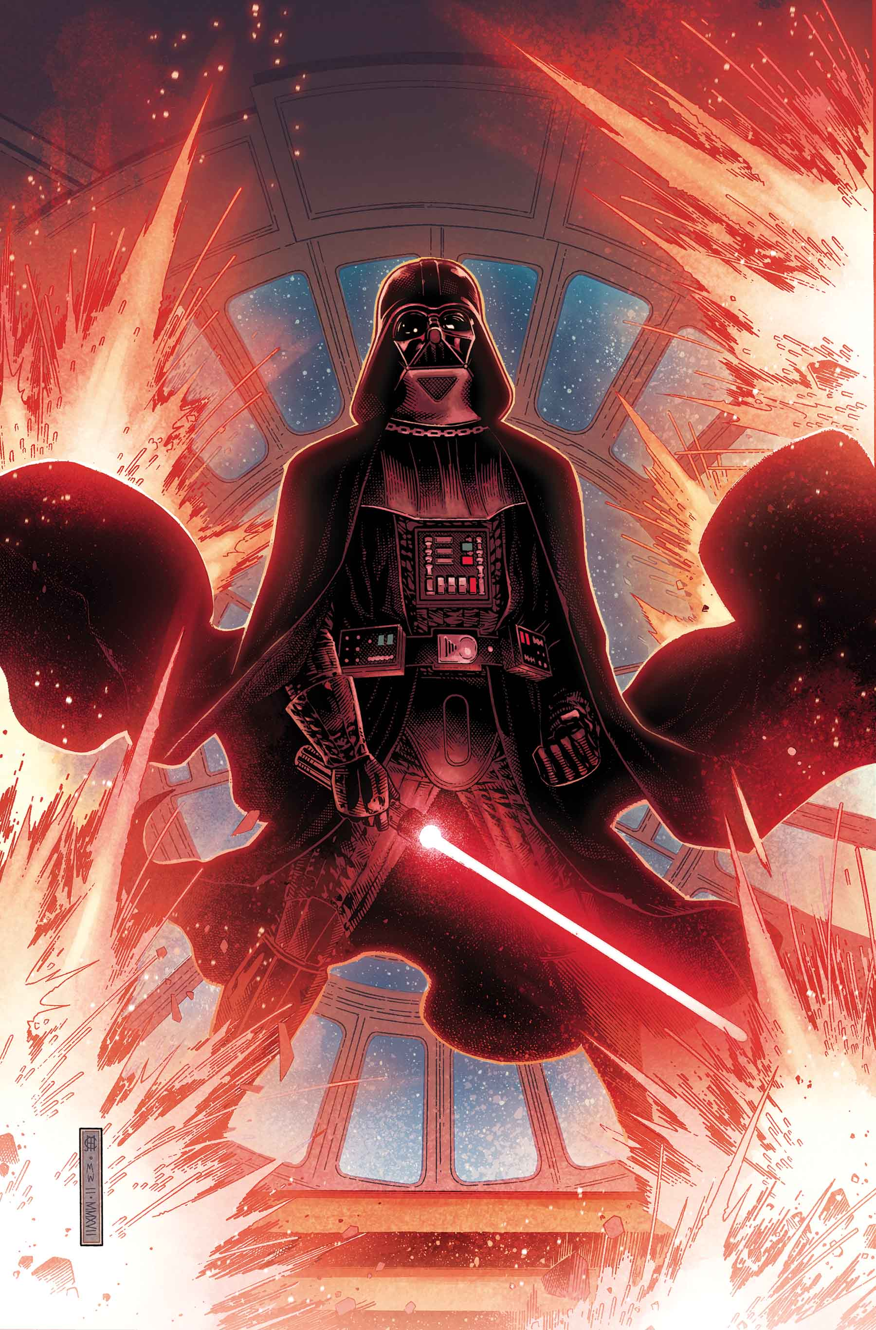 File:Darth Vader Dark Lord of the Sith 2 Textless.jpg