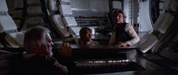 Falcon smuggling compartment