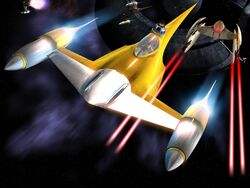 StarWars Starfighter