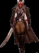 Captain Gideon LoNH by David Kegg