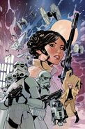 Star Wars Princess Leia 4