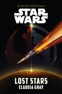 Lost Stars - D-L Press paperback