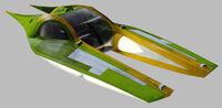 Koro-2 speeder