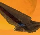 Star Destroyer classe Venator non-identificato (Rugosa)
