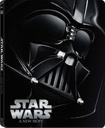 Star Wars Episode IV A New Hope Blu-ray Steelbook
