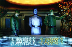 Thrawn stragetizes using alien art