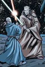 Sharad Jedi-Training