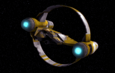 Anakins Delta-7B hyperdrive ring