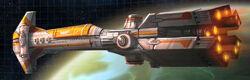 Thranta-class warship GGW