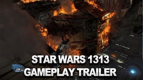 Star Wars 1313 Gameplay Trailer