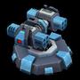 Rocket Turret Lvl 6 - Imperial