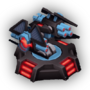 Rocket Turret Lvl 9 - Imperial