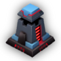 Burst Turret Lvl 7 - Imperial