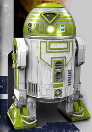 R7 Astromech Droid | Star Wars Mush Wiki | FANDOM powered ...