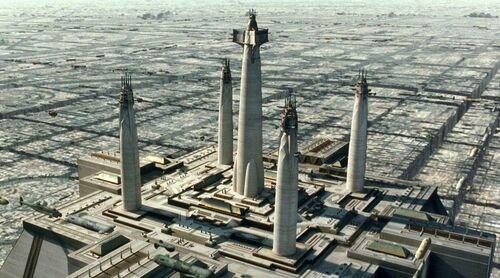 Old Jedi Temple