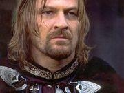 Boromir grumpy