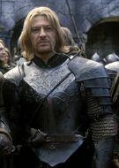 Boromir armored