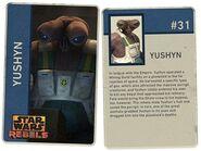 Yushyn Info