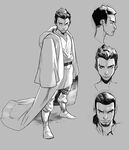 Padawan Kanan Concept Art 02