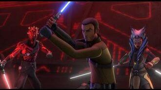 ★ Darth Maul, Ahsoka Tano, and Kanan Kill All Of the Inquisitors - Star Wars Rebels 1080p HD