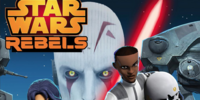 Star Wars Rebels: Servants of the Empire