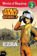 Ezra and the Pilot cover