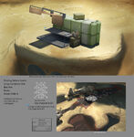 The Mystery of Chopper Base Concept Art 08