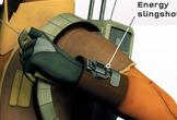 Energy Slingshot (holstered)