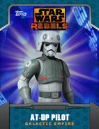 Galactic Empire - AT-DP Pilot