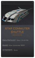 Star Commuter 2000 info