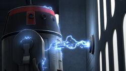 Double Agent Droid 10