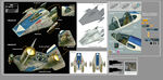 A-Wing Rebels Concept Art Diagram