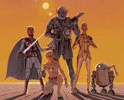 Original Star Wars concept