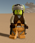 Lego HeraSyndulla TFA