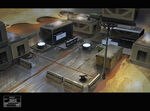 The Mystery of Chopper Base Concept Art 07