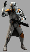 212th Airbourne Trooper