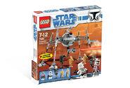 LEGO 2008 Spider Droid Set