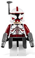LEGO Commander Fox