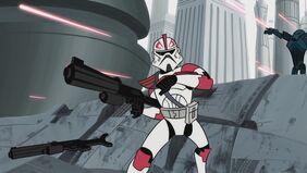 Captain Fordo in Phase 2 Armor