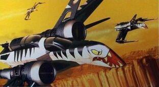 Razor Squadron ARC-170