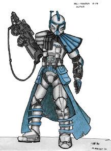 Phase 1 ARC Lieutenant