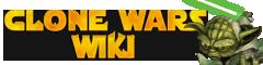 Clone Wars Wiki Wordmark