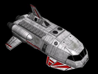 """File:Gama 6 assualt shuttle, """"Bad Luck"""".jpg"""