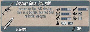 GAL-SAR