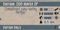 1300 Hunter SP